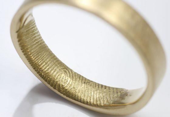 Goldline herdenkingssieraden